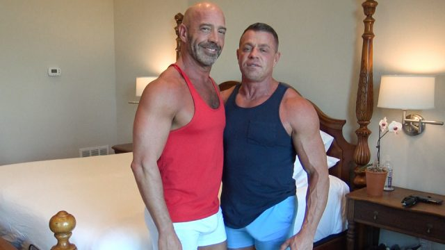 Big Dicked Muscle Daddies