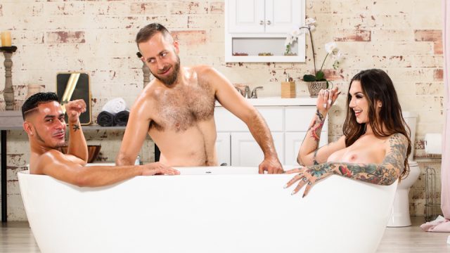 Stuck With Him & Her – Rocky Emerson, Joel Someone & Cesar Xes